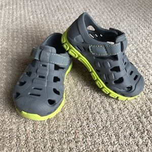 STRIDE RITE Surprize Land Water Shoes Toddler Sz 5